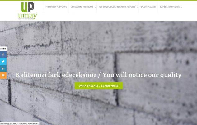 Dekoratif Panel Web Sitesi