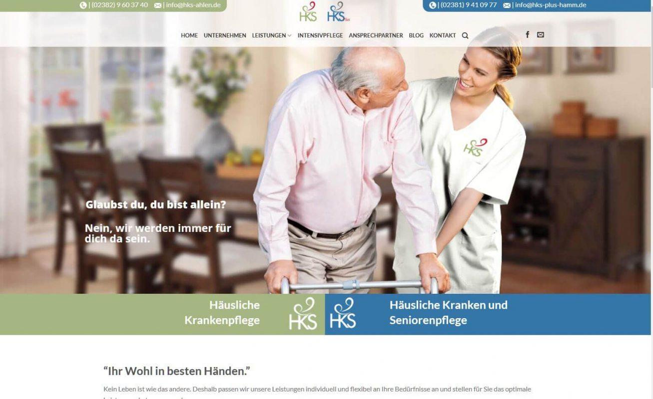 Hasta Bakıcı Web Sitesi